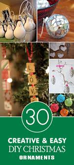 Small Picture Best 25 Diy christmas ornaments ideas on Pinterest Diy