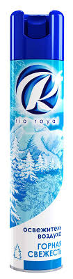 """<b>Освежитель воздуха Rio Royal</b> """"Горная свежесть"""", 300 мл ..."""