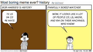 history meme as boring as history class? on Dion Almaer's Blog via Relatably.com