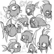рыбы: лучшие изображения (243) | Рыба, Произведения ...