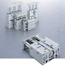 <b>MGP</b> Series - <b>Compact Guide Cylinder</b>