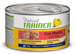 <b>Trainer Natural Small</b> & Toy Adult <b>консервы</b> для собак мелких и ...
