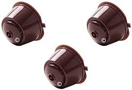 Coffee2u <b>Refillable Reusable</b> Coffee Capsules Pods For <b>Dolce</b> ...