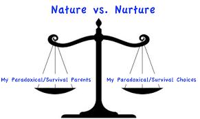 nature vs nurture essay