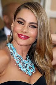 Sofia Vergara: Best Globes necklace - sofia-vergara-globes-13jan14-01
