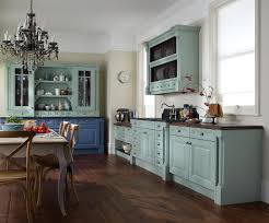 painted kitchen cabinets vintage cream: soft blue vintage old antique kitchen cabinets symmetrical wooden wall mounted kitchen cabinets storage solid