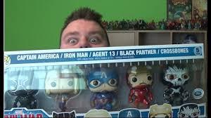 Captain <b>America</b> Civil War <b>Europe</b> Disney Store Exclusive Funko ...
