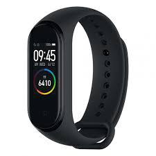 Купить <b>фитнес</b>-<b>браслет Xiaomi Mi</b> Band 4, черный в каталоге ...