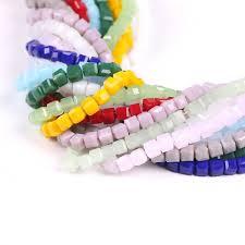 <b>ZHUBI</b> 4mm 145PCS Rondelle Austria Faceted <b>Crystal Glass</b> Beads ...