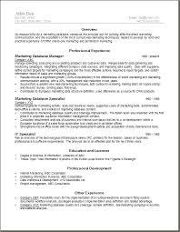 marketing account executive resume  marketing career brandneuxcom    sample technical marketing manager resume   marketing manager resume