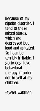 Ayelet Waldman Quotes & Sayings (Page 6) via Relatably.com