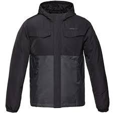 <b>Куртка мужская Padded</b>, <b>черная</b> - ЮниПринт