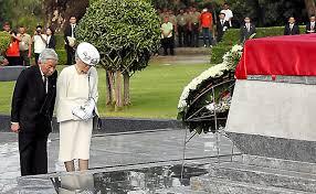 「両陛下「フィリピン人の無名戦士の墓」参拝」の画像検索結果