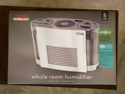 Ft Room <b>Evaporative Humidifier 2</b> Gal.EVDC500 Vornado Energy ...