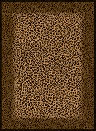 leopard skin rug chic zebra print rug