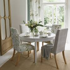 Fabric Chairs For Dining Room Dining Room Sets With Fabric Chairs Grey Rustic Dining Table With