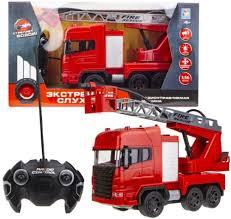 <b>Радиоуправляемые</b> модели <b>пожарные машины</b> - купить ...