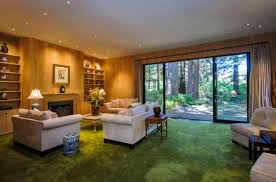 large sliding patio doors: view in gallery exquisite modern home with sliding glass doors that offer an equally appealing view