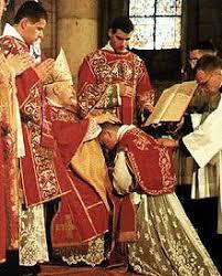 Los sacramentos una sola vez