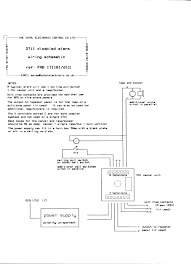 tec electronic products wiring schematic