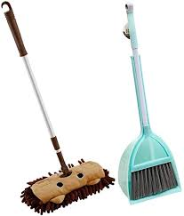 Children's Mini Broom, <b>Baby Mini House</b> Sweeping Cleaning Toy ...