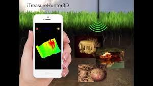 TreasureHunter - 3D <b>metal detector</b> that makes <b>underground</b> ...