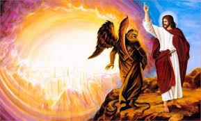 """Résultat de recherche d'images pour """"Jésus jeûne quarante jours, puis est tenté"""""""