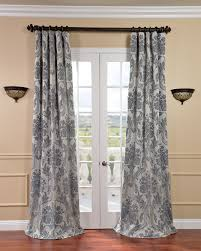 Silver Curtains For Bedroom Bedroom Ivory And Blue Curtains Fabrics Magdelena Silver Blue