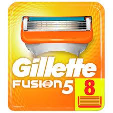 ROZETKA | <b>Сменные</b> картриджи для бритья <b>Gillette Fusion5</b> 8 шт ...