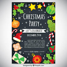 christmas mockups icons graphics resources design shack cute christmas party flyer