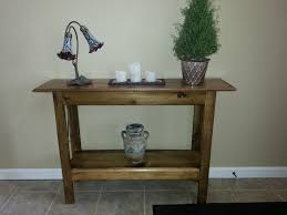 ana white cheap simple entryway table diy projects cheap entryway furniture