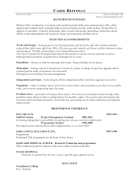 medical administrative secretary resume equations solver cover letter objective for secretary resume