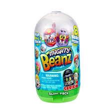 <b>Mighty Beanz</b> Slam Pack - Season <b>2</b> : Target