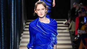 Colored <b>Velvet</b>: One of NYFW 2017's Most Luxurious Trends ...