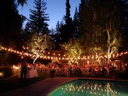 image of beautiful outdoor party string lights beautiful outdoor lighting