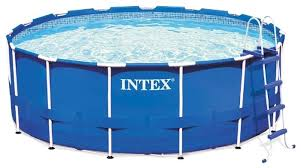 Бассейн <b>Intex Metal Frame</b> 28236/54946 — купить по выгодной ...