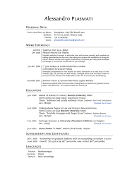 Sample Professional Resumes Templates with Summary and Additional