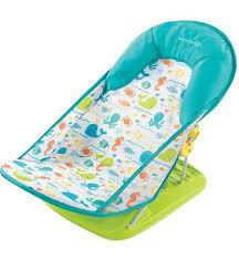 <b>Summer infant Лежак с</b> подголовником для купания Deluxe Baby ...