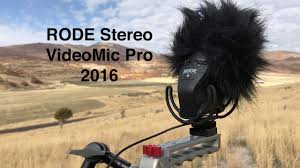 <b>RODE Stereo VideoMic</b> Pro: Redesigned in 2016 - YouTube