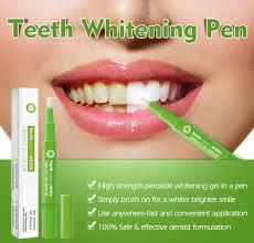VIBRANT GLAMOUR <b>Teeth Whitening Pen</b> Cleaning <b>Serum</b> ...