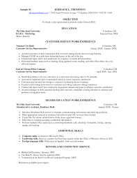 Resume Template  Resume Templates For Servers Resume Templates For     JacobsenAviation