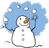 Image result for clip art freezing