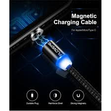 Magnetic Apple Android <b>TYPE</b>-<b>C</b> mobile phone charging <b>line</b> 1m ...