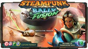 <b>Steampunk</b> Rally Fusion by Gavan Brown of Roxley Games ...