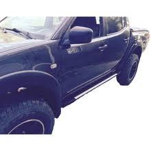 <b>Боковые пороги</b> (<b>подножки</b>) для Fiat Fullback Zaliv ELEGANS ...