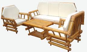 bamboo sofa set design picture bamboo design furniture