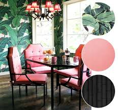 guy style oval lacquer dining