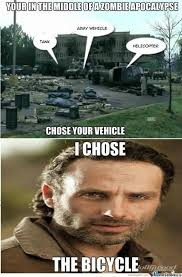 Rick Grimes Funny on Pinterest | Carl Grimes, Steven Yeun and ... via Relatably.com