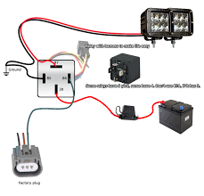 rigid dually wiring harness rigid image wiring diagram help how to wire duallys to 2013 hid brights ford f150 on rigid dually wiring harness