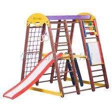 <b>Детский спортивный комплекс Perfetto</b> sport Polpo PS-207, 4406545